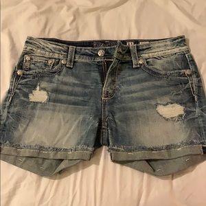 Pants - Miss Me shorts